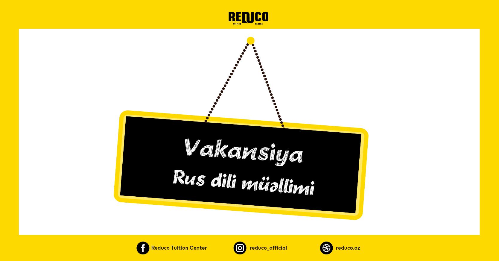 reduco Rus dili müəllimi